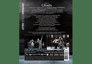Norwegian National Ballet - Ghosts [Blu-ray]  - (Blu-ray)