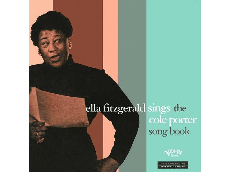 Ella Fitzgerald - Sings The Cole Porter Songbook [Vinyl]