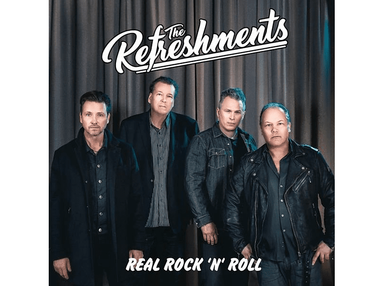 The Refreshments - Real Rock`N`Roll [CD]