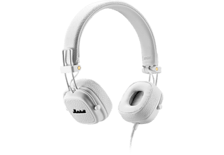MARSHALL Casque audio On-ear Major III Blanc (4092185)