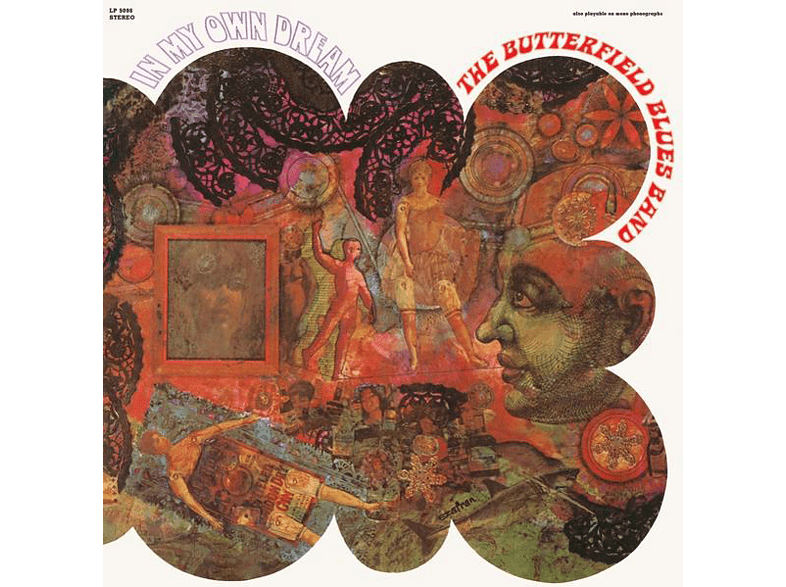 Paul Butterfield Blues - IN My Own Dream [Vinyl]