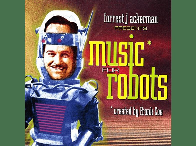 Forrest & Frank Ackerman - Music For Robots [CD]