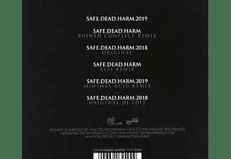Frozen Plasma - Safe Dead Harm 2019  - (Maxi Single CD)