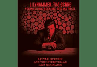 Little Steven And The Interstellar Jazz Renegades - Lilyhammer The Score Vol.2  - (CD)