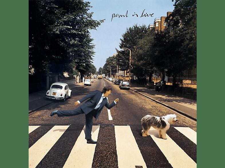 Paul McCartney - Paul is Live [CD]