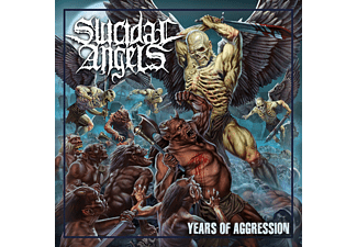 Suicidal Angels - Years Of Aggression (Digipak) (CD)
