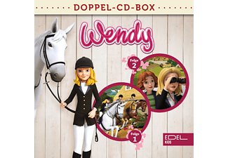 WENDY (KINDERPROGR) - 001-002 - WENDY  - (CD)
