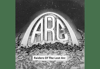 Arc - Raiders Of The Lost Arc (GTF/2LP/Clear Vinyl)  - (Vinyl)