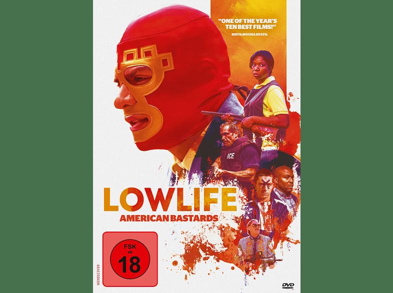 Lowlife-American Bastards [DVD]