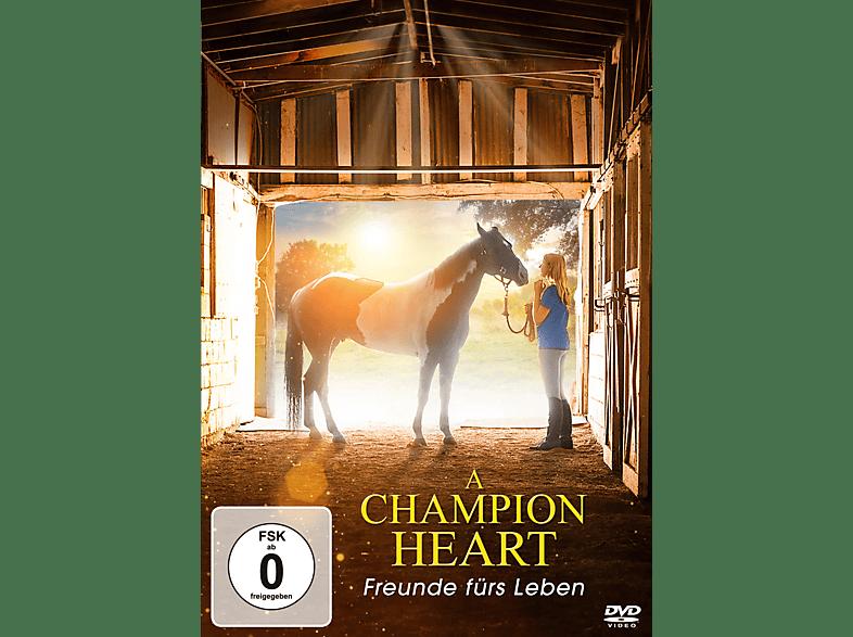 A CHAMPION HEART - FREUNDE FÜRS LEBEN [DVD]