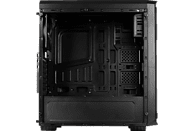 AEROCOOL AERO-300 BLACK FAW EDITION PC-Gehäuse, Schwarz