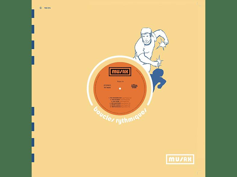 José Pharos - BOUCLES RHYTHMIQUES [Vinyl]