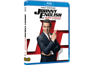 Johnny English újra lecsap (Blu-ray)