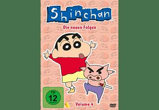 SHIN CHAN 4 DVD