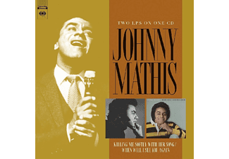 Johnny Mathis - Killiing Me Softly  - (CD)