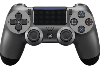 SONY PS PlayStation DUALSHOCK 4 - Controller (Steel Black)