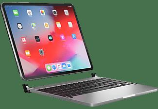 BRYDGE 12.9 Pro Tastatur Silber