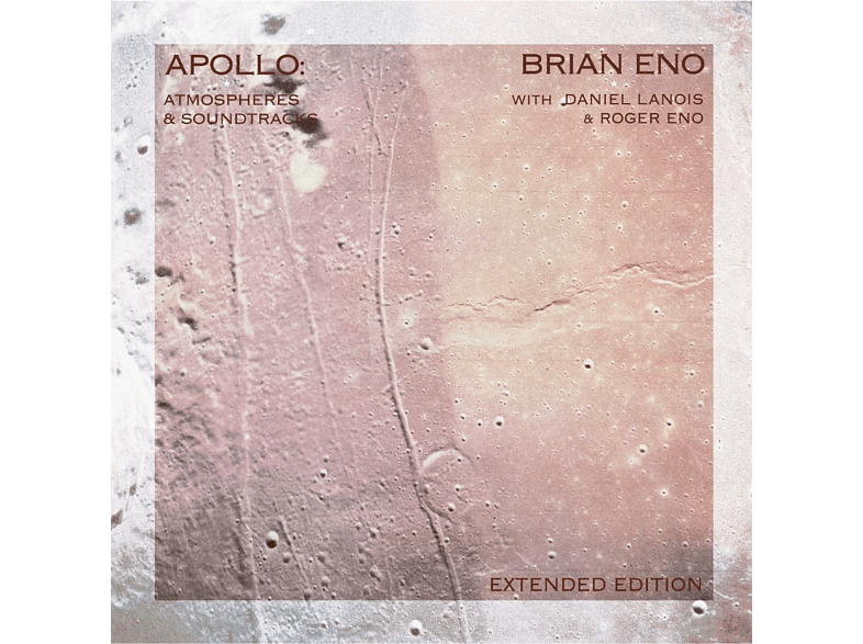 Brian Eno - Apollo: Atmospheres And Soundtracks (Extended) CD