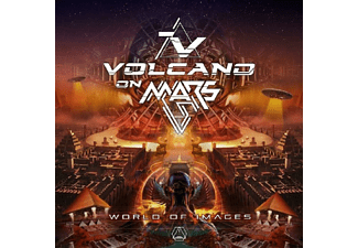Volcano On Mars - World Of Images  - (CD)