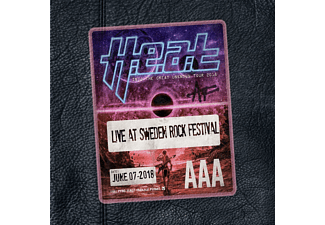H.E.A.T - Live At Sweden Rock Festival  - (CD + Blu-ray Disc)