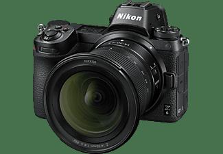 NIKON Z6 14-30mm + FTZ Systemkamera mit Objektiv 14-30 mm, 8 cm Display Touchscreen, WLAN