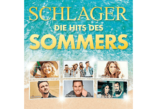VARIOUS - SCHLAGER-DIE HITS DES SOMMERS  - (CD)