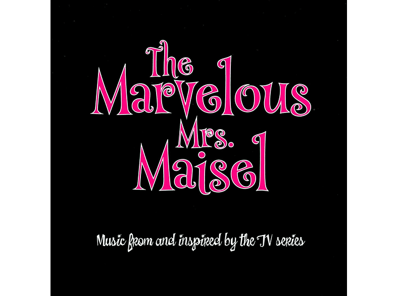 VARIOUS - THE MARVELOUS MRS. MAISEL [CD]