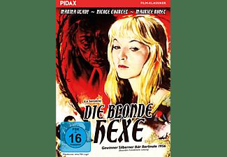 Die blonde Hexe DVD