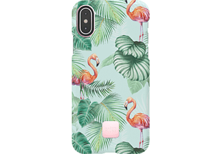 HAPPY PLUGS Case cover Pink Flamingos iPhone XS (184643)