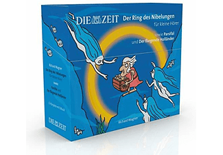 Seeboth/Hamer/Zamperoni/Bergmann/+ - Der Ring des Nibelungen für kleine Hörer  - (CD)
