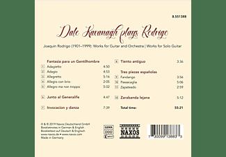 Dale Kavanagh - DALE KAVANAGH PLAYS RODRIGO  - (CD)