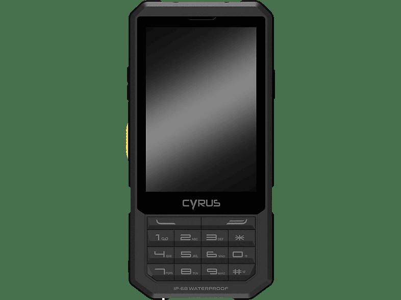 CYRUS CM 17 Hybrid 8 GB Schwarz Dual SIM