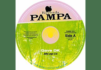 Dave Dk - Chicama E.P.  - (Vinyl)