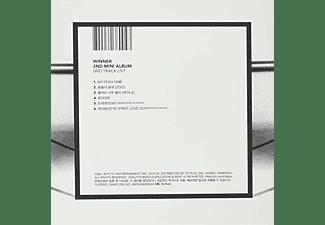 Winner - 2nd Mini Album: Winner (White Version)  - (CD + Buch)