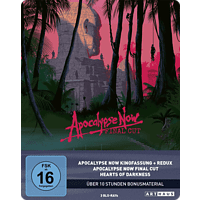 Apocalypse Now (40th Anniversary Edition Steelbook) Blu-ray