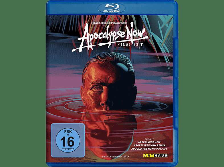 Apocalypse Now (40th Anniversary Edition) [Blu-ray]