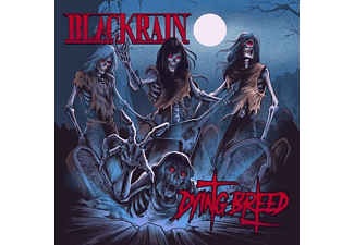 Blackrain - Dying Breed  - (CD)