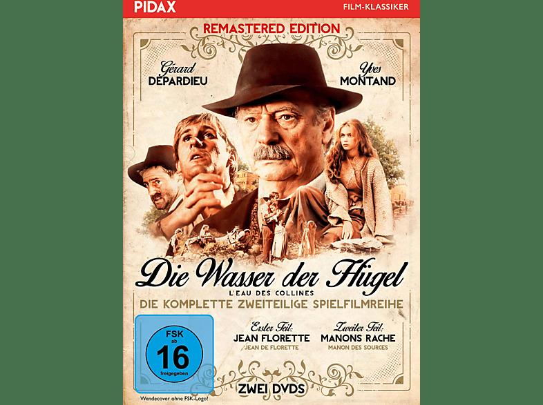 Die Wasser der Hügel [DVD]