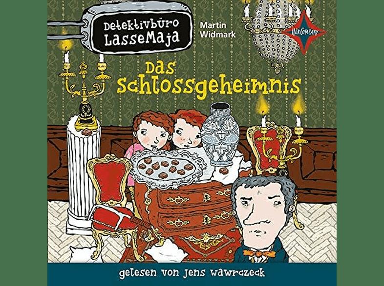 Das Schlossgeheimnis - (CD)