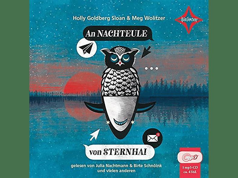 An Nachteule von Sternhai - (MP3-CD)
