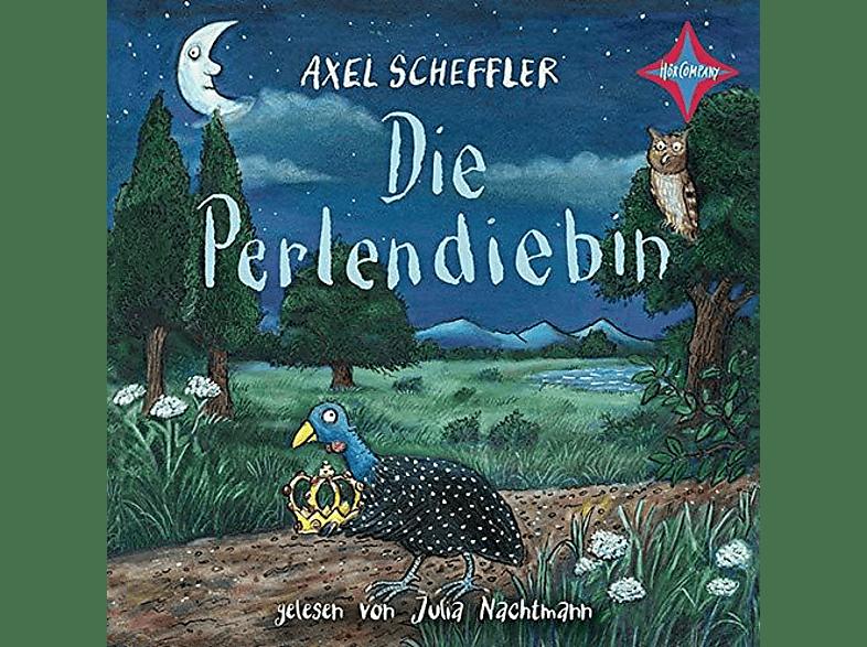 Die Perlendiebin - (CD)