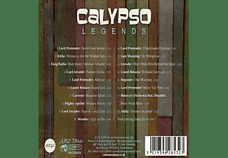 VARIOUS - Calypso Legends  - (CD)