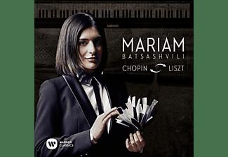 Mariam Batsashvili - CHOPIN/LISZT  - (CD)