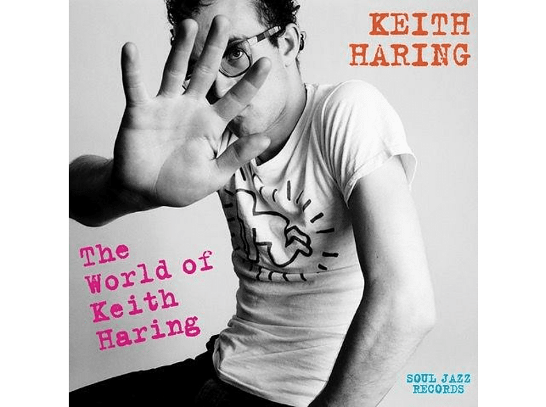 VARIOUS - The World Of Keith Haring [CD]