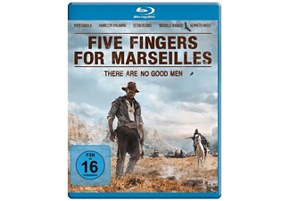 Five Fingers for Marseilles Blu-ray