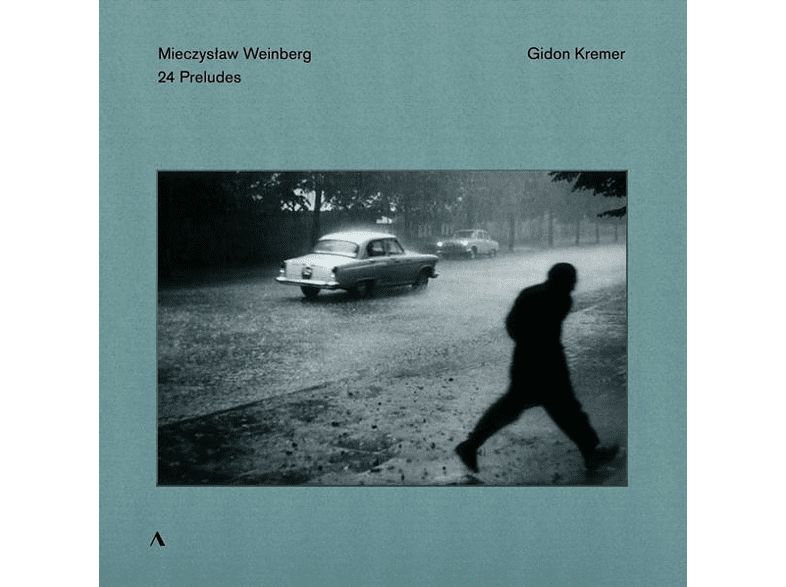 Gidon Kremer - 24 Preludes für Cello solo,op.100 [Vinyl]