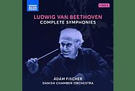 Danish Chamber Orchestra - Beethoven: Sämtliche Sinfonien [CD]