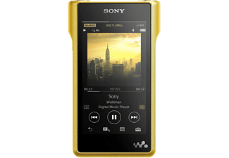 SONY Audio-speler Hi-res 256 GB Goud (NW-WM1Z)