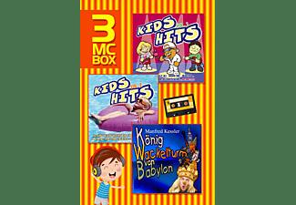 The & Mandred Kessler Happy Kids - Kids Hits 1 & 2-König Wackelturm von Babylon  - (MC)