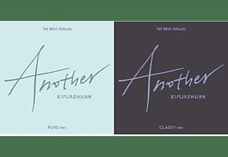 Kim Jae Hwan - ANOTHER (+BOOK/KEIN RR)  - (CD)
